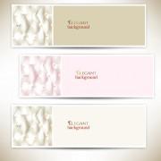 Link toElegant sofa background banner vector 02 free