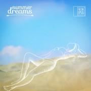 Link toElegant summer dreams vector background art 03 free