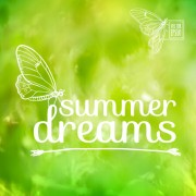 Link toElegant summer dreams vector background art 04 free