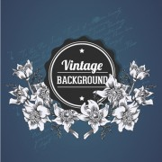 Link toElegant vintage background set 12 vector
