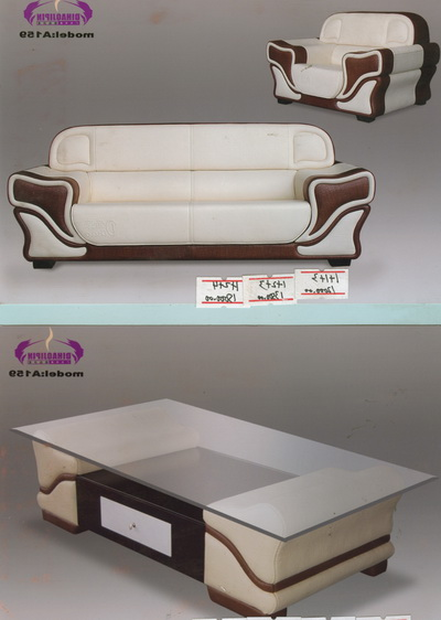 Link toElegant white sofa and coffee table 3d model