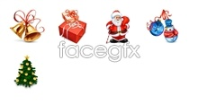 Link toElements of christmas icons