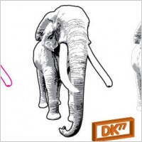 Link toElephant free vector