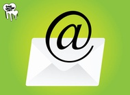 Link toEmail vector design free