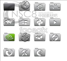 Link toEmbossing folders desktop icons