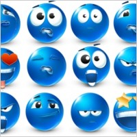 Link toEmoticons 40 smilies icons icons pack