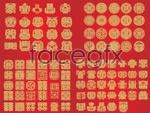 Link toEncyclopedia of paper-cut vector