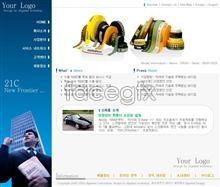 Link toEnterprise web products web design psd