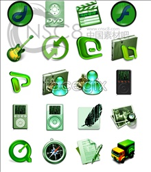 Link toEnvironmental computer desktop icons