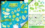 Link toEnvironmental protection series icons