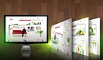 Link toEnvironmental protection web page design