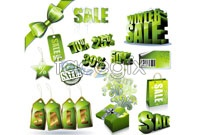 Link toEnvironmental themes design vector