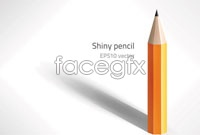 Link toErected yellow pencils vector