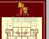 Link toadvertising psd plans floor Estate
