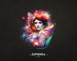 Link toEuphoria wallpaper + psd