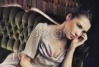 Link toEurope beauty model hd image