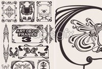 Link toEuropean background of decorative pattern vector