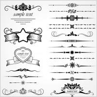 Link toEuropean classic pattern 2 vector