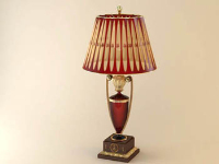 Link toEuropean classical table lamp 3d model