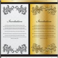 Link toEuropean gorgeous certificate template pattern vector
