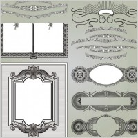 Link toEuropean gorgeous classic decorative pattern vector 2