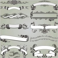 Link toEuropean gorgeous classic decorative pattern vector 3