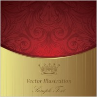 Link toEuropean gorgeous classic pattern background 02 vector