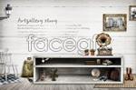 Link toEuropean home furnishings psd
