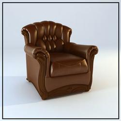 Link toEuropean leather sofas, 3d models