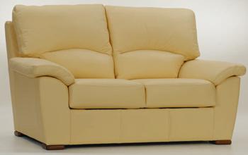 Link toEuropean light double seats fabric sofa 3d model