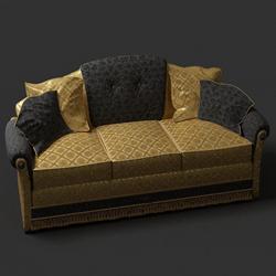 Link toEuropean luxury people sofa 3d models