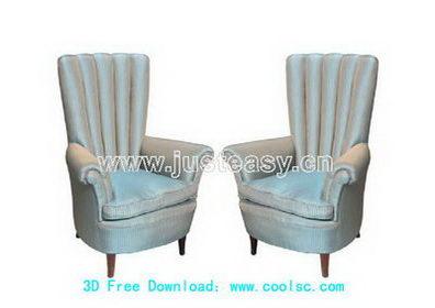 Link toEuropean parlor sofa 3d model (including materials)