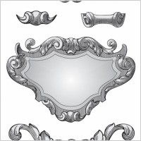 Link toEuropean patterns 02 vector