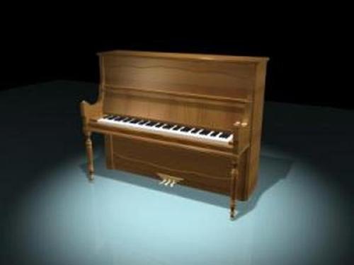 Link toEuropean piano 3d model