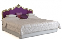 Link toEuropean-style bed model 3 sets 3d model