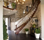 Link toEuropean-style house interior psd