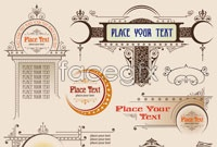 Link toEuropean-style pattern vector graphics