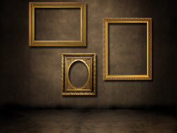 Link toEuropean-style photo frames on the wall picture material-2