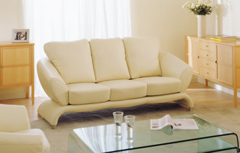 Link toEuropean-style three seats sofas combination 3d model