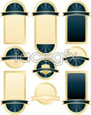 Link toEuropean-toothed graphics vector