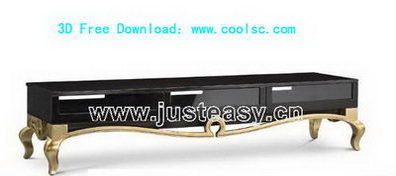 Link toEuropean tv cabinet 3d model