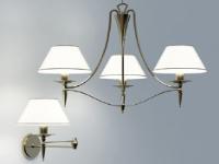 Link toEuropean wall lamp 3d model