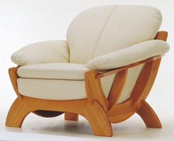 Link toEuropean white single sofa 3d model