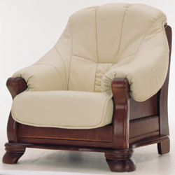 Link toEuropean white wood bottom leather chair 3d models