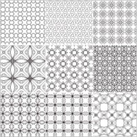 Link toEuropeanstyle tiled background pattern vector