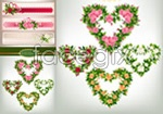 Link toExcellent decoration of roses vector