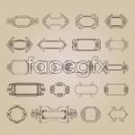 Link toExcellent decoration pattern 3 vector