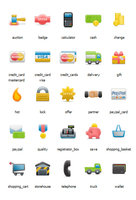 Link toExclusive free ecommerce icons