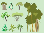 Link toExotic trees vector free
