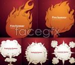 Link toExplosive fumes dialog box vector
